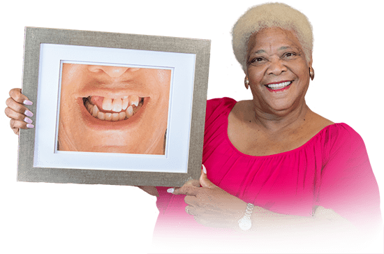 dental implants patient