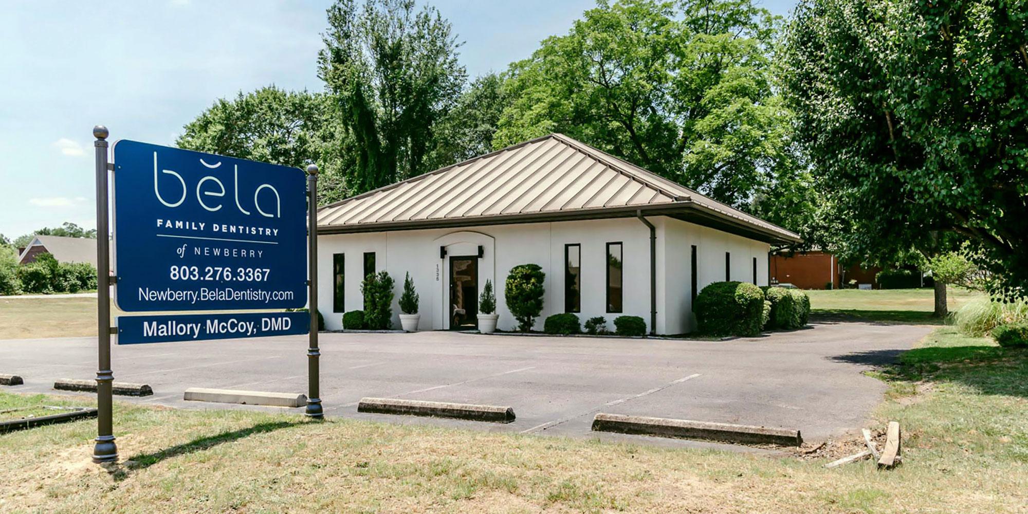 newberry dental office