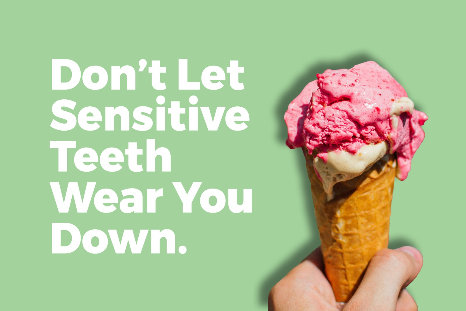 sensitive teeth graphic